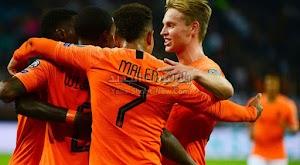 بخماسية منتخب هولندا يتغلب على منتخب إستونيا في التصفيات المؤهلة ليورو 2020
