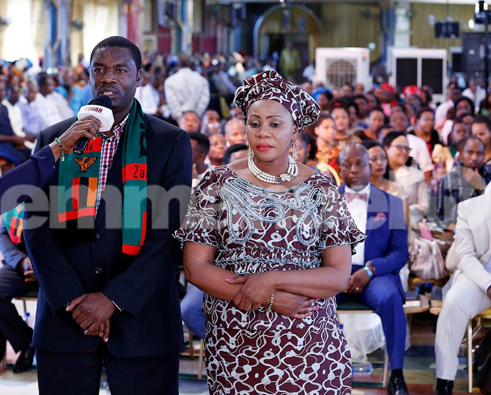 How TB Joshua Helped Couple Reconcile After 10 years Of Broken