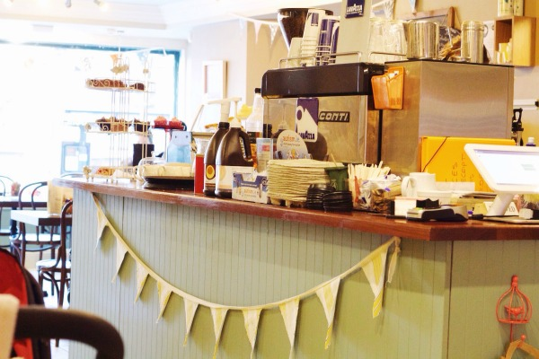 Coffee shop Malahide Dublin