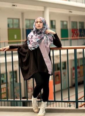 hijab kekinian instagram