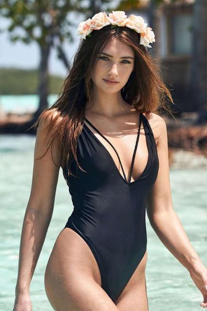 Lorena Rae – Nelly Swim Campaign 2016