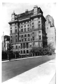 john d rockefeller jr apartment