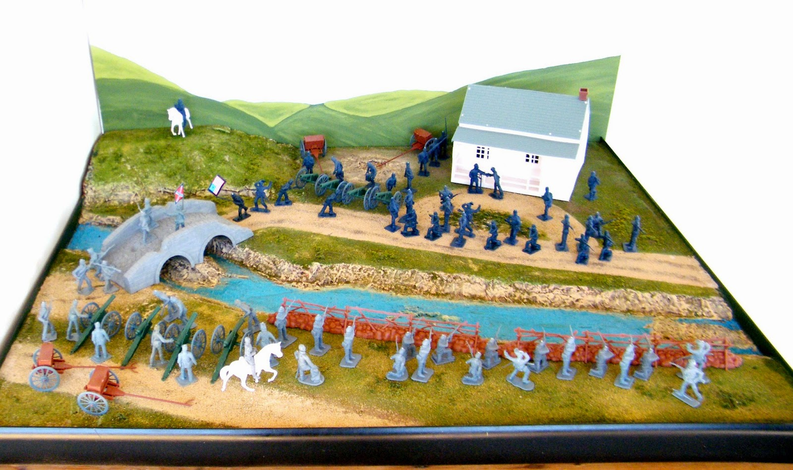 Toys And Stuff Americana Authentic Gettysburg