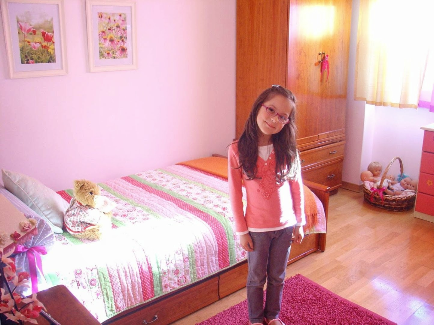 Some Color Ideas for Girl Bedroom