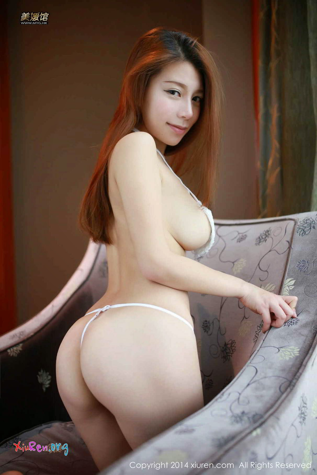 Model Vetiver Nude Photoset XiuRen — GravureGirlz