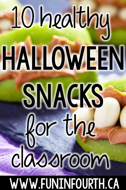They might be cute, they might be creepy, but these ten ideas for halloween snack food are easy and healthy!
