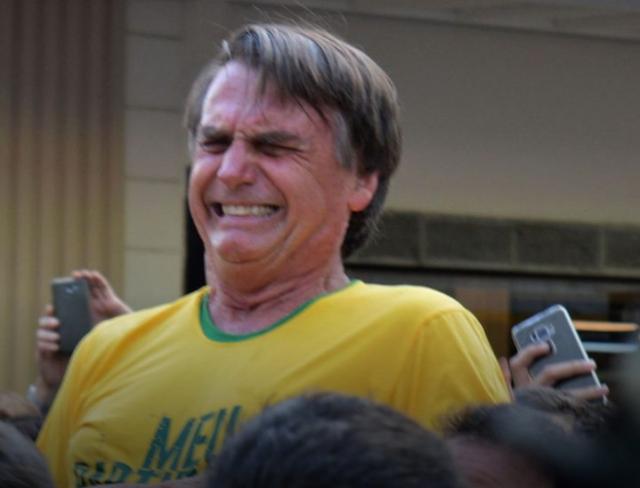 Jair Bolsonaro, candidato a la presidencia de Brasil es apuñalado en un mitin de campaña