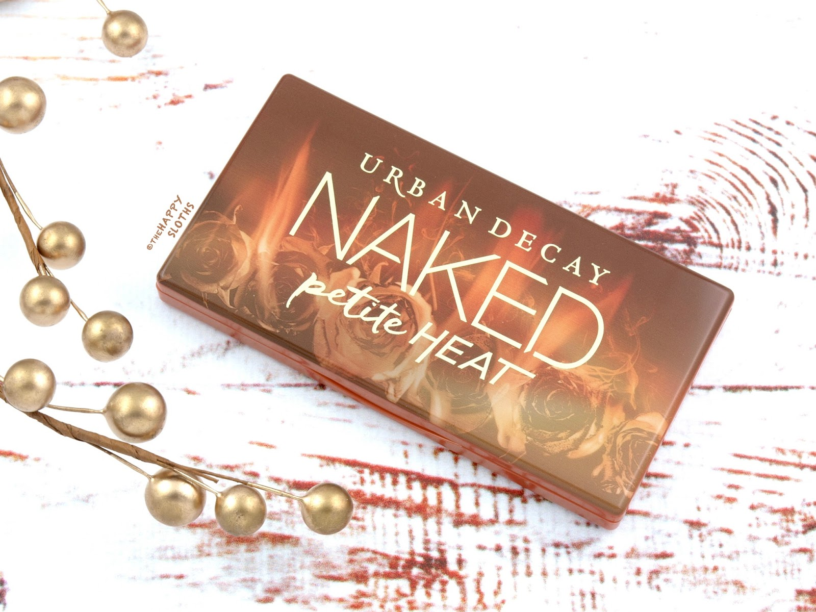 Urban Decay | Naked Petite Heat Eyeshadow Palette: Review and Swatches