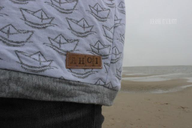Der Rabe im Schlamm, Simply Boats, Hamburger Liebe, Albstoffe, Jacquard, Nähen, Sewing