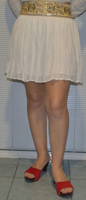 Falda cintura joya de Mais Moda