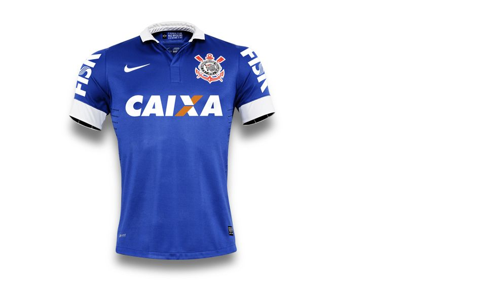 Corinthians Campeão  Camisa Azul do Corinthians d8a665eb75d47