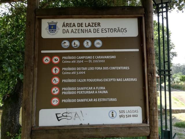 Área de Lazer da Azenha de Estorãos