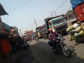 पकरी बरवाडी डी में एक्सीडेंट से 3 व्यक्ति धटना स्थल पर ही मौत हो गई