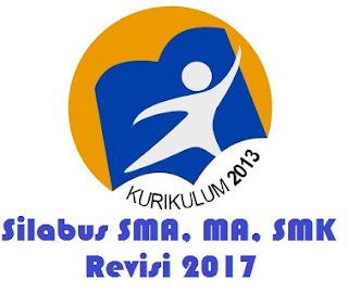 SILABUS DAN RPP SMA KURIKULUM 2013 REVISI 2017 LENGKAP