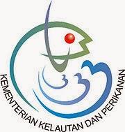 Kementerian KeLautan dan PERIKANAN (KKP), logo Kementerian KeLautan dan PERIKANAN (KKP)