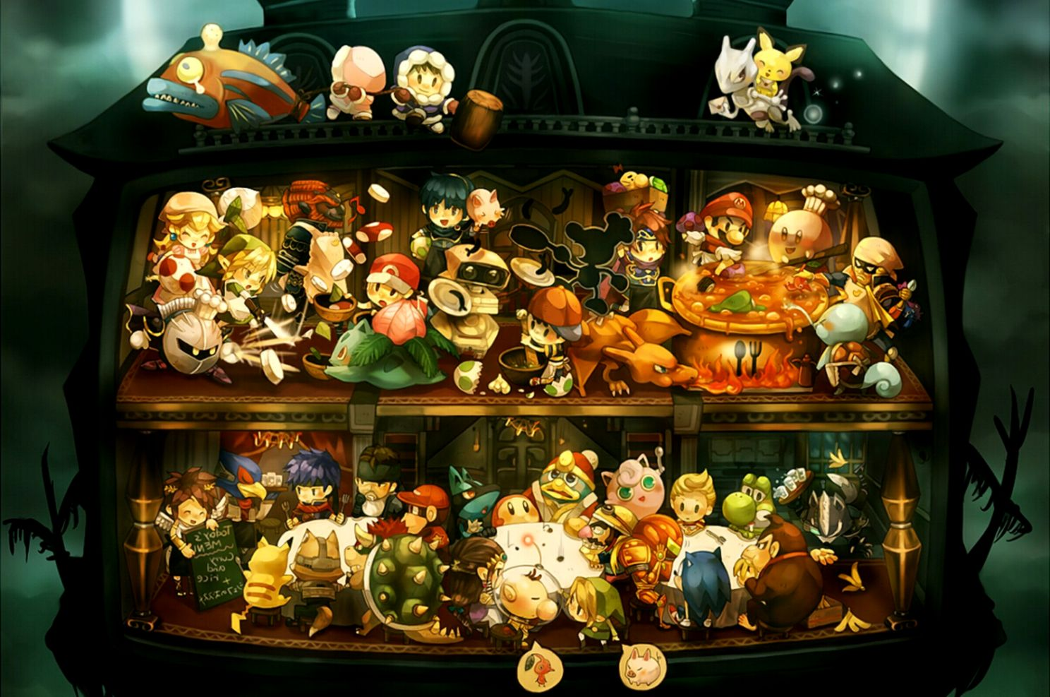 Nintendo HD Wallpaper 16 1600 X 1050