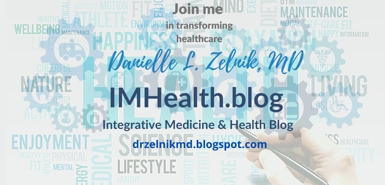 IMHealth.blog: Integrative Medicine and Health Blog