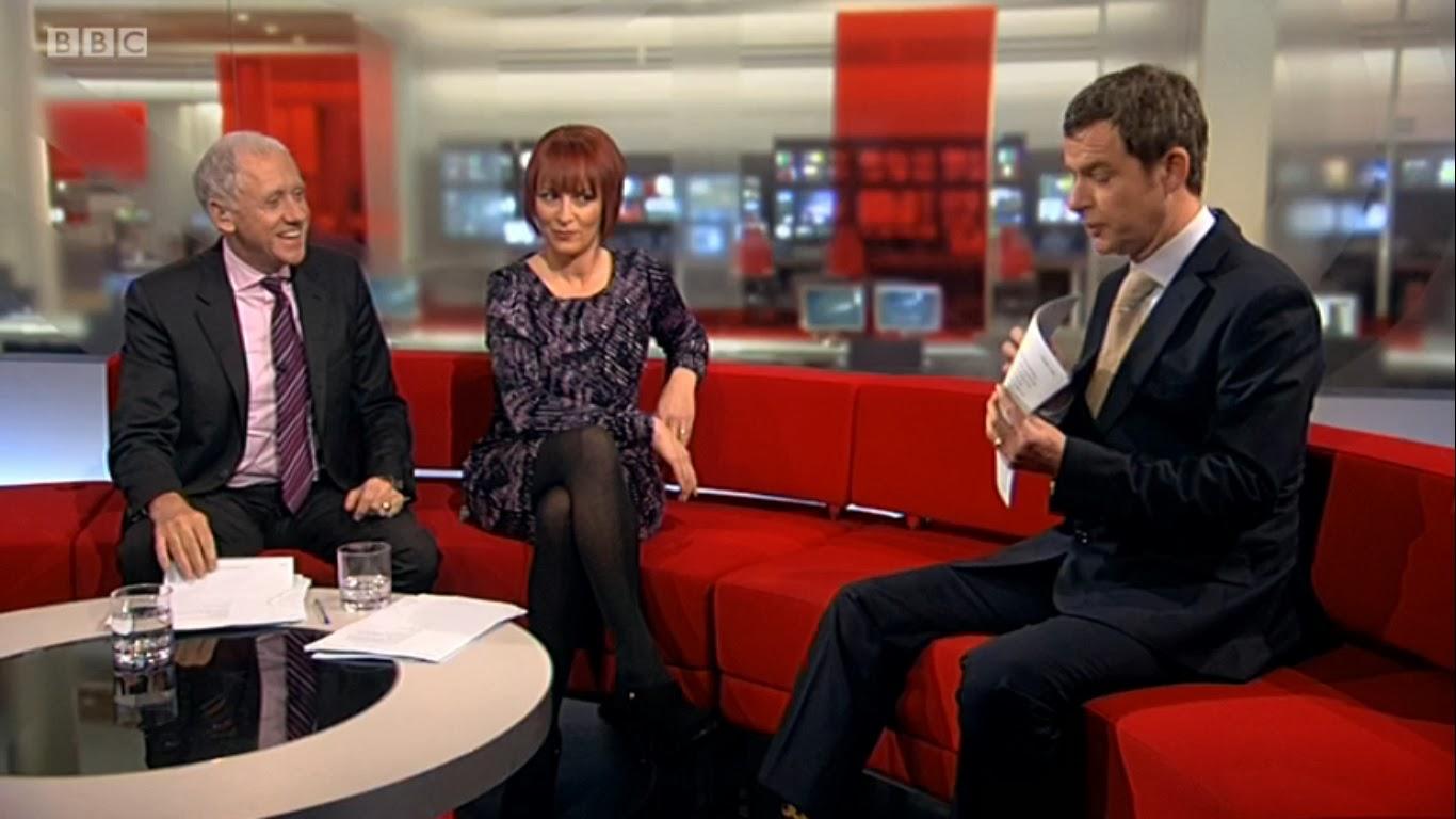 UK Regional News Caps: Charlotte Leeming - BBC Look North (Yorkshire)