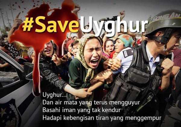 Derita Muslim Uyghur, Tiongkok Gencar Larang Produk Halal!