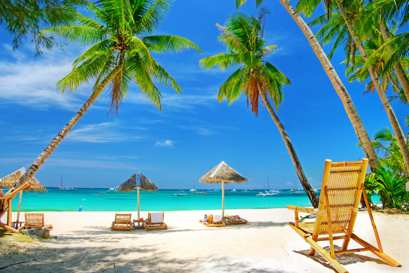 Tropical Island HD Wallpapers Set 2