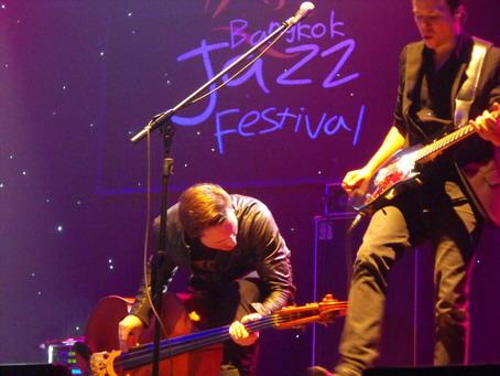 Bangkok Jazz Festival 2017