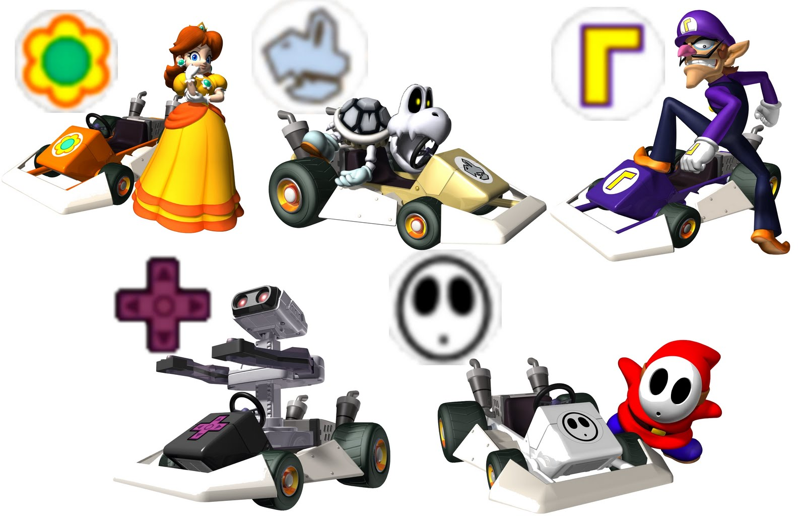 First Release: Mario Kart Ds