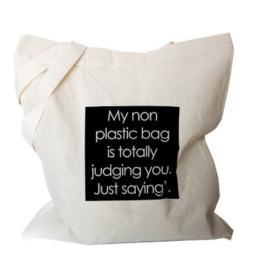NonPlastic Tote on Etsy