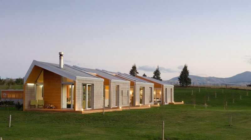 Modern Eco-Friendly Home Design, Contemporary Green Home ...