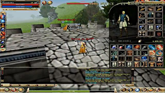 Knight Online MMO - Image du Jeu