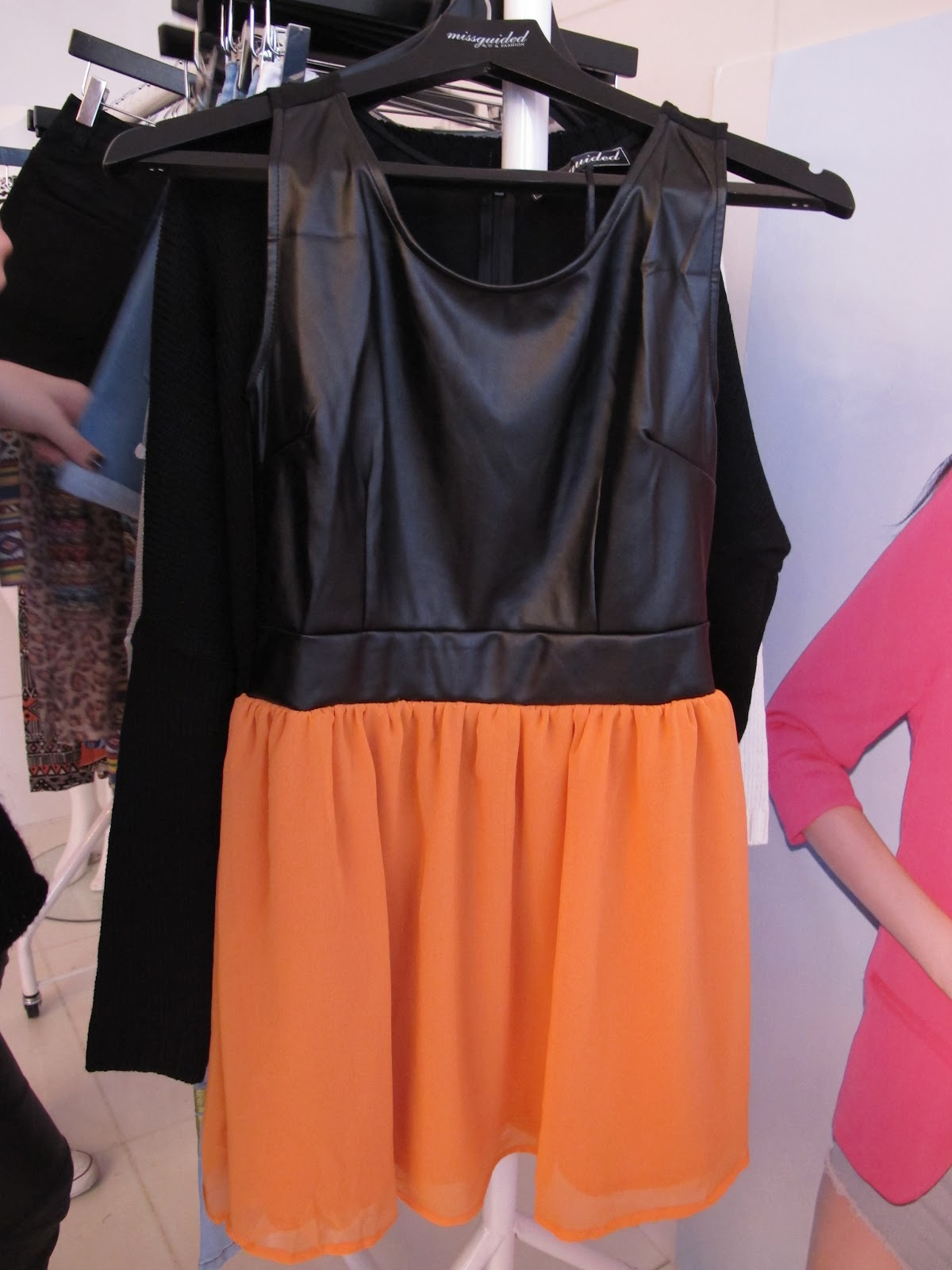 Miss Guided Spring Summer 2012 Press Day Emma Louise Layla