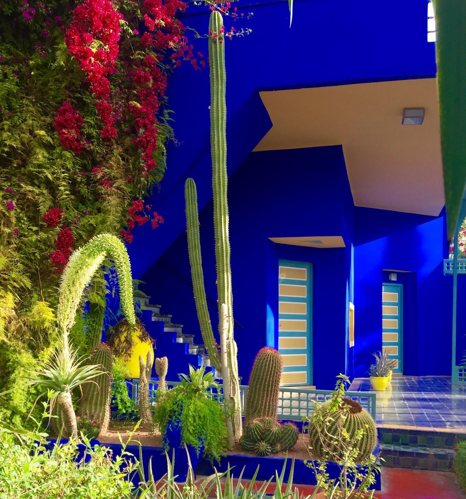 histoire du jardin majorelle à marrakech