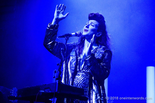 My Brightest Diamond at The Danforth Music Hall on December 12, 2018 Photo by John Ordean at One In Ten Words oneintenwords.com toronto indie alternative live music blog concert photography pictures photos nikon d750 camera yyz photographer