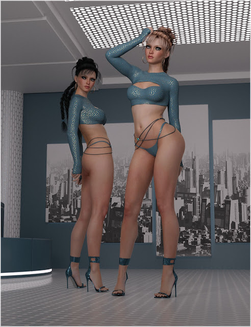 BD Cleo for Victoria 7 HD