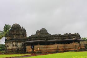 Sri Kedareshwara Temple, Balligavi