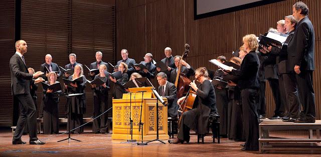 Peter Dijkstra, Netherlands Chamber Choir - photo Remco van der Kruis