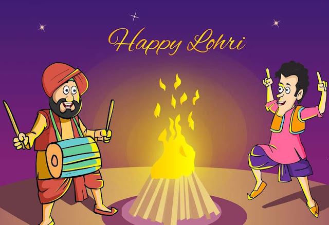 #150+ Happy Lohri 2017 SMS Wishes Message HD Images & Greeting Cards To Wish Your Friends