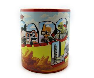 disney cars mug