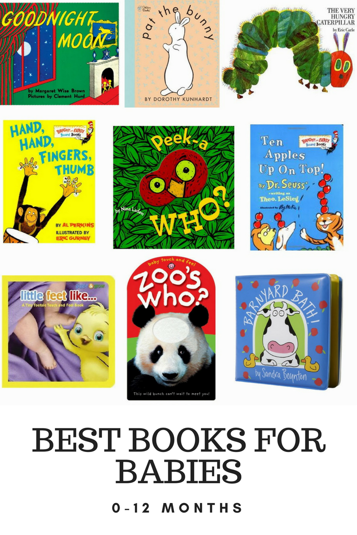 A Splendid Messy Life: Best Books for Babies