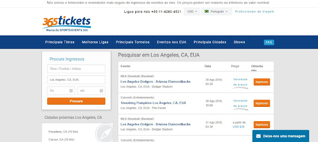 Ingressos mais baratos para jogos de hóquei em L.A