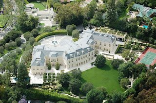 Expensive Celebrity homes Spelling manor