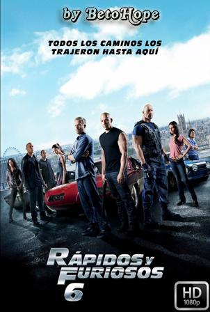 Rapido y Furioso 6 [2013] HD 1080P Latino [Google Drive] GloboTV