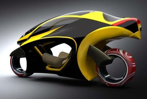 Informative BLOG: Future cars and bikes