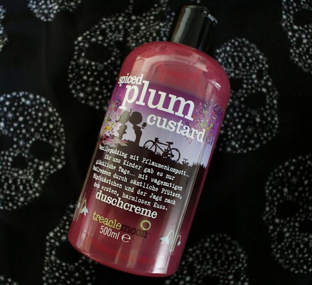 treaclemoon spiced-plum-custard