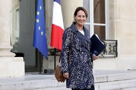 Ségolène Royal à la sortie du Conseil des ministres (Video)