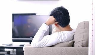 Beberapa Efek Negatif Nonton Televisi