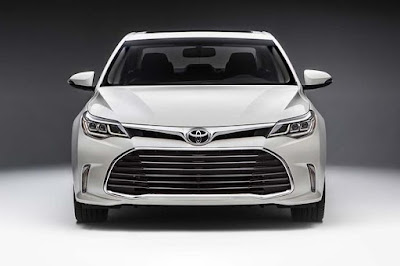 toyota camry 2017 front view image