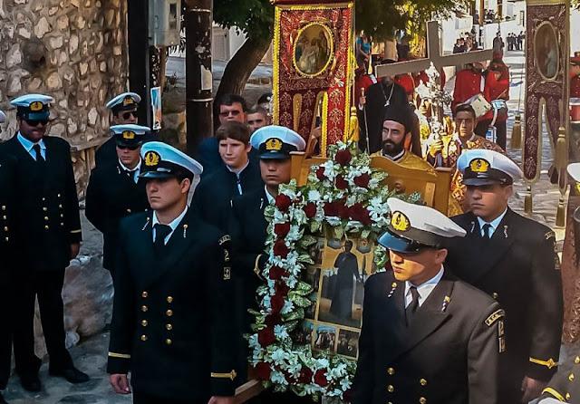 Η Ύδρα γιορτάζει τον προστάτη της Άγιο Κωνσταντίνο τον Υδραίο