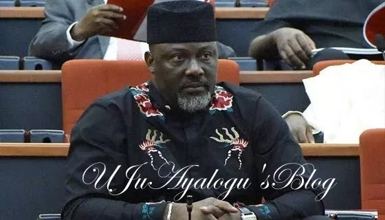 JUST IN: PANIC As INEC Officially Receives Lawful Required Signature To Recall Senator Dino Melaye