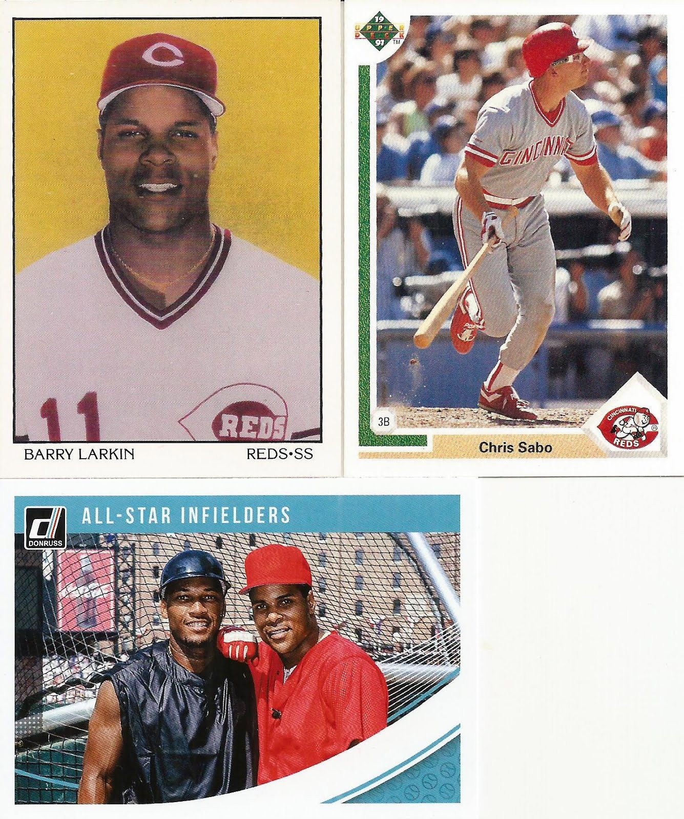 Too Many Verlanders 2018 Trade Package 13 Sports Cards From The