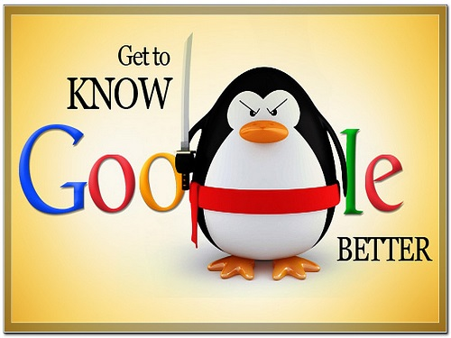 Google Penguin: Why You Cannot Fix Your Website